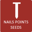 NAILS POINTS SEEDS